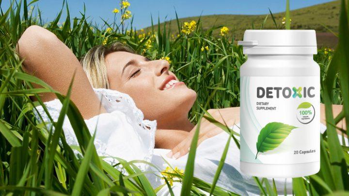 Detoxic – kesan, komen, ulasan, harga